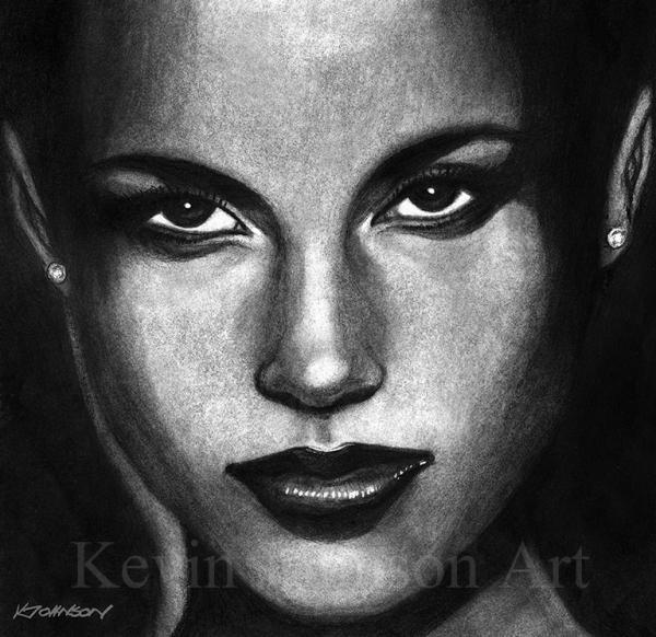 Alicia Keys por CAPP